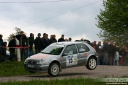 10 - Stephane Morel / Stephanie Morel - Citroën Saxo KC - A6K